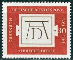 BRD - Mi 677 - ** Postfrisch (B) - 30Pf               Albrecht Dürer - BRD