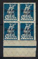ALLEMAGNE Bavière 1920:  Bloc De 4 BDF Du Y&T 200,  Neufs** - Bayern