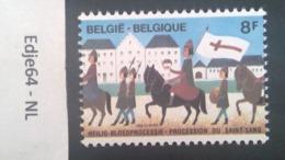 België 1983 Brugge Heilig Bloed Processie - Belgio