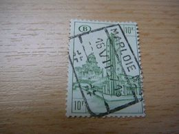 (04.08) BELGIE 1954 TR 346 Afstempeling MARLOIE - Ferrovie