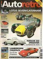 AUTORETRO NO 289 LOTUS SEVEN/CATERHAM 7e Ciel - Auto/Motor