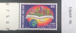 België 1983 FIPP-congres - Belgio