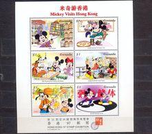 GRENADA - MNH - WALT DISNEY - CARTOONS - MICKEY MAUS - MI.NO.KLB 3355/60 - CV = 8 € - Disney