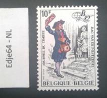 België 1982 Dag Van De Postzegel - Belgio
