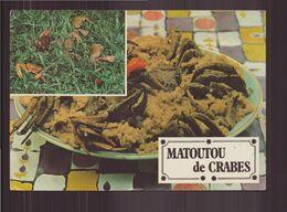 MATOUTOU DE CRABES - Recetas De Cocina
