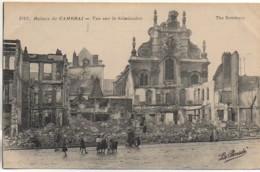 59 CAMBRAI   Vue Sur Le Séminaire - Cambrai