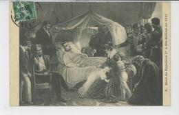 NAPOLEON - Mort De NAPOLEON 1er à SAINTE HELENE En 1821 - Historische Persönlichkeiten