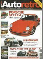 AUTORETRO NO 282 PORSCHE 911 S 2,4 - Auto/Motor