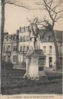 59 CAMBRAI  Statue De Baptiste Au Jardin Public - Cambrai