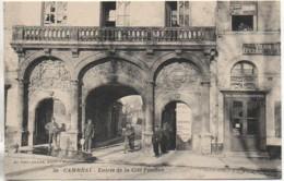59 CAMBRAI  Entrée De La Cité Fénélon - Cambrai