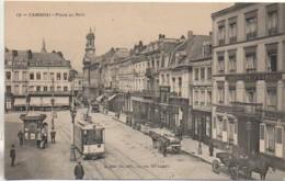 59 CAMBRAI  Place Du Bois (2) - Cambrai