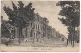 59 CAMBRAI Boulevard Vauban - Cambrai