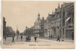 59 CAMBRAI Boulevard Faidherbe - Cambrai