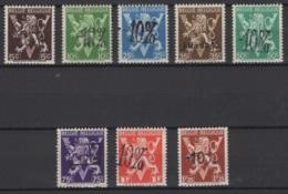 Belgique: 1946 :  COB N° 724oo/vv **, MNH. Cote COB 2020 : 11 € - 1946 -10%