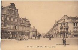 59 CAMBRAI Rue De Lille - Cambrai
