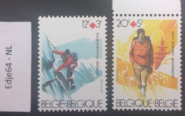 België 1983 Rode Kruis - Belgio