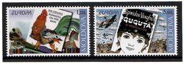Moldova 2010 .EUROPA 2010 (Children Books). 2v: 1.20, 5.40 . Michel # 703-04 - Moldavia