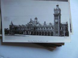 Nieuw Zeeland New Zealand Dunedin Railway Station - Neuseeland