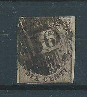 N°10  OBLITERE D 56 - 1858-1862 Medaglioni (9/12)