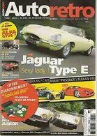 AUTORETRO NO 344  JAGUAR TYPE E - Auto/Motor