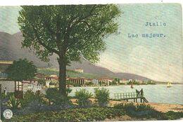VERBANIA--RARA  CARTOLINA--1914 - Verbania
