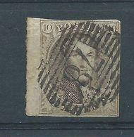 N°10  OBLITERE P 78 MALINES - 1858-1862 Medaglioni (9/12)