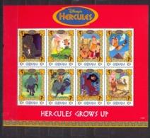 GRENADA - MNH - WALT DISNEY - CARTOONS - HERCULES - MI.NO.KLB 3677/84 - CV = 1 € - Disney