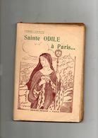 Sainte ODILE à PARIS ( Pierre L'Ermite ) - Religione