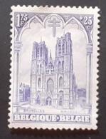 Belgique > 1909-1951 > 1941-51 >Neufs N° 271* - Nuovi