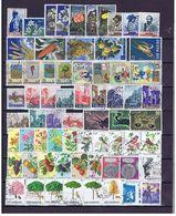 San Marino, 66 Stück, Fast Alle Echt Gelaufen, Mostly Postally Used - Saint-Marin