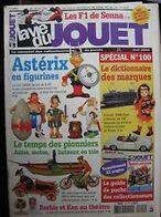 REVUE LA VIE DU JOUET N0 100 Asterix En Figurine Barbie Et Ken - Boeken, Tijdschriften, Stripverhalen