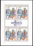 ** Tchécoslovaquie 1967 Mi 1744 Klb. (Yv BF 33), (MNH) - Czechoslovakia