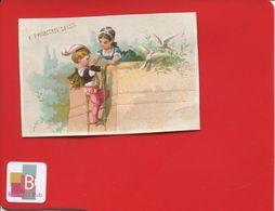 Printemps Paris Exposition 5 Octobre Catalogue Chromo Testu Massin Enfants Balco, Echelle Corde Roméo Juliette - Andere