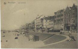 Wenduyne   Dijk En Strand. - Wenduine