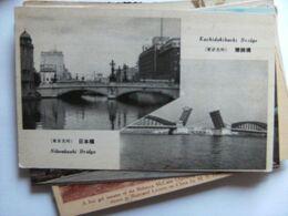 Japan Nippon Kachidokibachi Bridge Nihonbashi Bridge - Yokohama