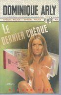 FLEUVE NOIR - SPECIAL POLICE N° 1228 - DOMINIQUE ARLY - Fleuve Noir