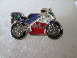 PIN'S   MOTO   APRILIA - Motorräder