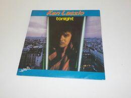 45 TOURS  KEN LASZLO TONIGHT 1985 - Dischi In Vinile