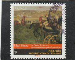 FRANCE 2011 HONG KONG ADHESIF YT 698 OBLITERE - France