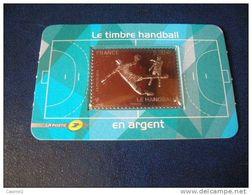 YVERT N°738 HAND BALL ARGENT - France