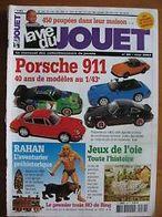 LA VIE DU JOUET PORSCHE 911  RAHAN  NO 89 - Boeken, Tijdschriften, Stripverhalen