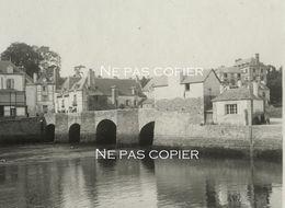 AURAY Vers 1905 Pont De Saint Goustan Morbihan Bretagne - Lieux