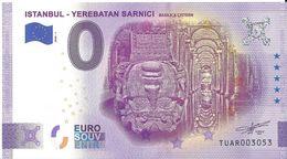 2020BS-56 - TURQUIE - Istanbul (yerebatan Sarnici) 2020-1 - EURO