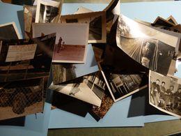 Lot D'une Trentaine De Photos Des Années 1950-1970.Personnages,véhicules,endroit) - Other