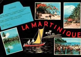 CPM - MARTINIQUE - Mutlivues Sites ... - Edition F.Rose-Rosette - Martinique