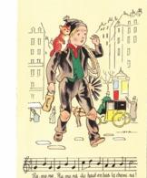10 CARTES LES PETITS MARCHANDS DE LA RUE ILLUSTRATEUR JACK - Ansichtskarten