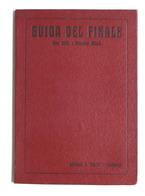 N. Cirio E D. Bolla - Guida Del Finale - Finalborgo - 1^ Ed. 1923 - RARA - Libri, Riviste, Fumetti