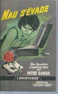FLEUVE NOIR - L'AVENTURIER  N° 103  -   PETER RANDA - Fleuve Noir