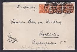 DR, Ausland-Drucksache Mit  MeF,  Mi.-Nr. 227 - Unclassified