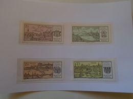 ZA138.47   Hungary    1971 - Budapest '71 Intl.Stamp Exhibition / Bridges  MNH - Ponti